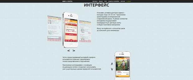 IJI DIGITAL разработало уникальное  дейтинг-приложение. Изображение № 2.