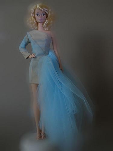 Barbie SilkStone - модель haute couture. Изображение № 8.