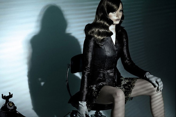 Две фотосессии Лили Коул (Lily Cole). Изображение № 3.