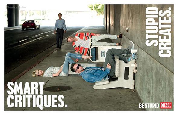 Кампания Be Stupid. Изображение № 36.