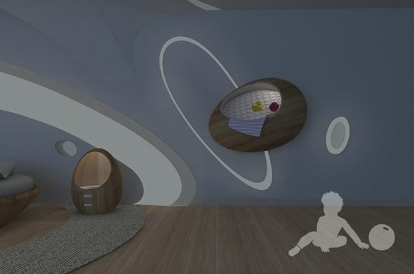 Дизайн интерьеров. Изображение № 13.