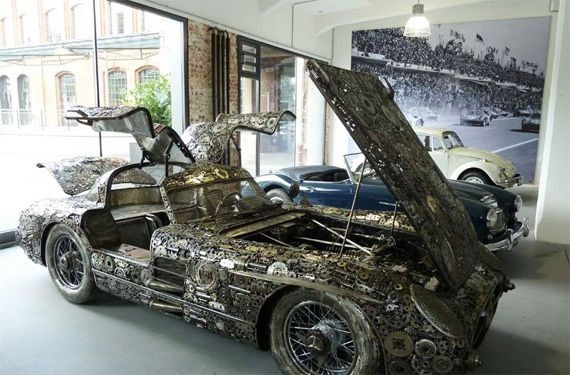 Серия необычных авто от Giganten Aus Stahl. Изображение № 2.