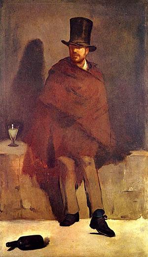 Эдуард Мане, Абсент. Изображение № 14.