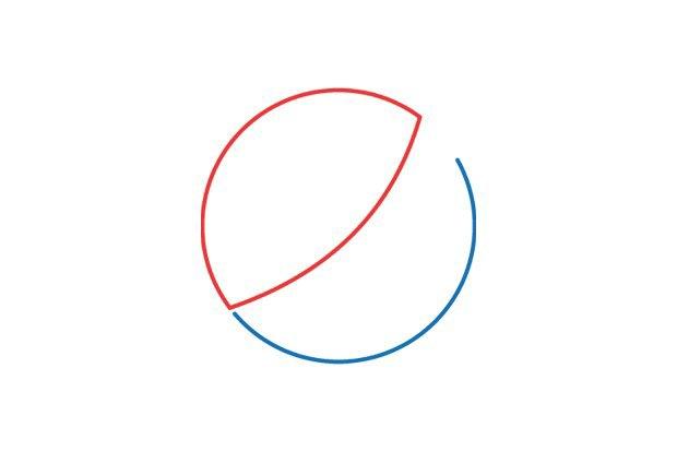Логотипы популярных брендов перерисовали тонкими линиями. Изображение № 4.