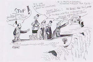 Как Нассим Талеб учит нас не бояться кризисов. Изображение № 13.