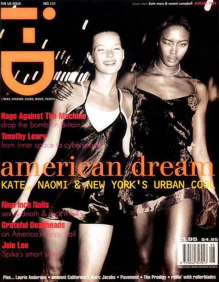 Naomi Campbell. Изображение № 8.