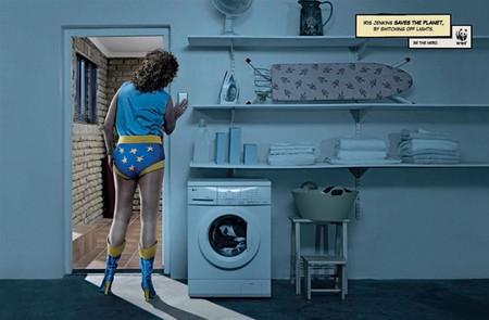 Социальная рекламная кампания фонда дикой природы WWF. Изображение № 4.