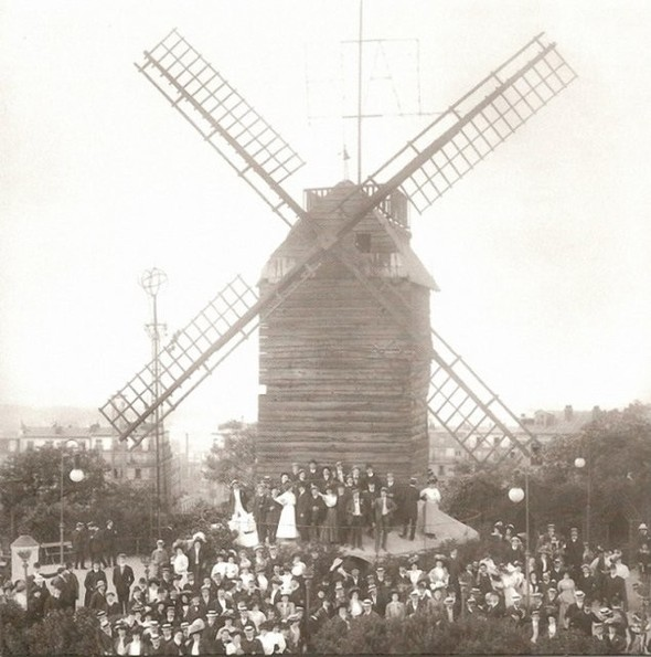 Фотографии старого Парижа. Изображение № 7.