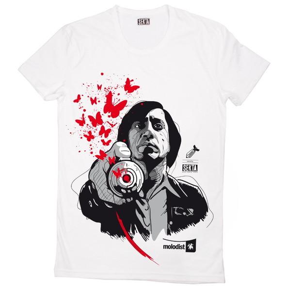 10 футболок со знаменитостями. Изображение № 1.