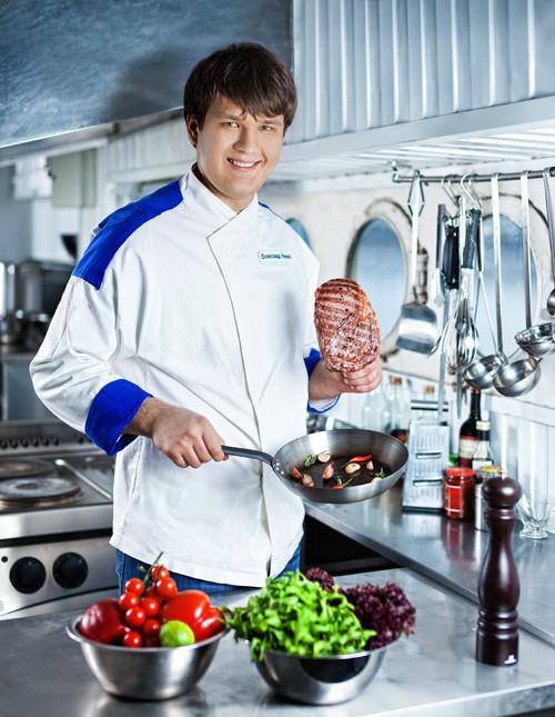 Финалист «Пекельной кухни» стал шеф-поваром нового ресторана. Изображение № 1.