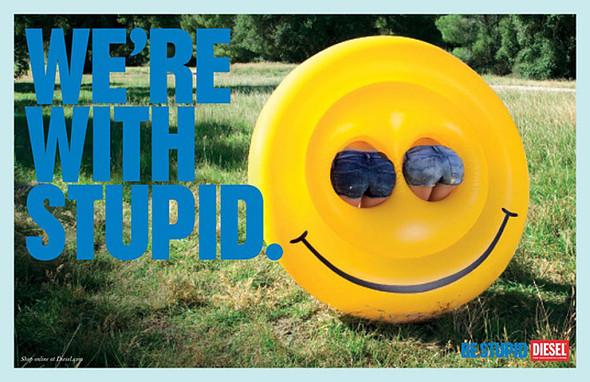 Кампания Be Stupid. Изображение № 33.
