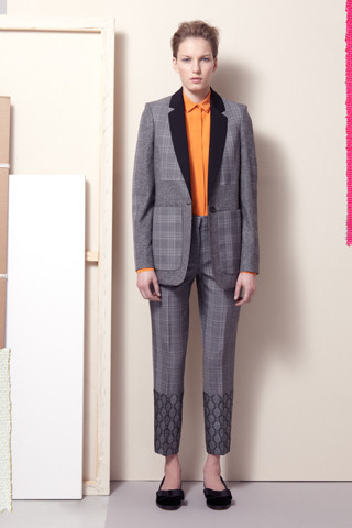 Stella McCartney Pre-Fall 2012. Изображение № 19.
