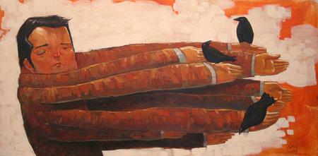 Акриловые сны. Изображение № 2.