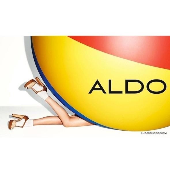 Изображение 9. Рекламные кампании: Aldo, BLACK Comme des Garcons, Trussardi 1911 и другие.. Изображение № 10.