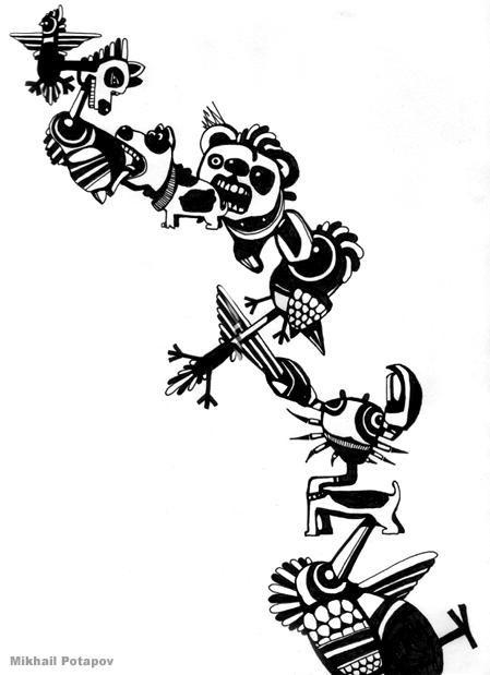 Rock Art от Миши Потапова. Изображение № 2.