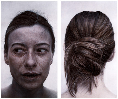 Vania Comoretti. Итальянская художница гиперреалистка. Изображение № 5.