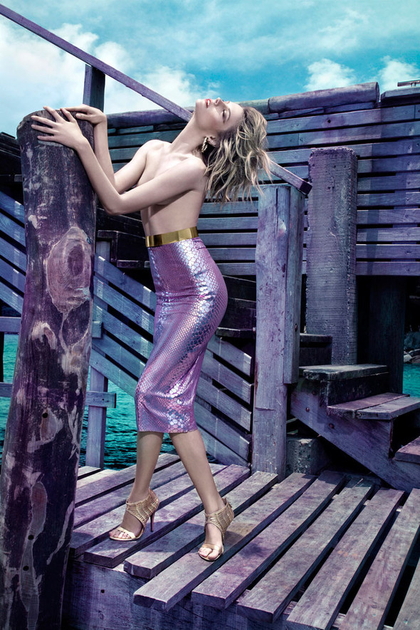 Съёмка: Марта Штрек для Elle. Изображение № 2.