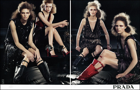 Ad Campaigns FW 2009 – 2010 Review. Изображение № 50.
