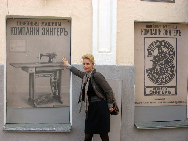 Фильм о Марке Шагале в Витебске. Изображение № 8.