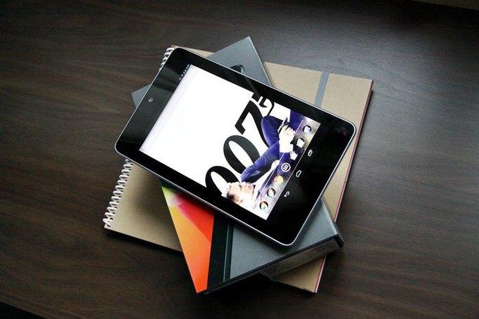 Второе поколение Nexus 7. Изображение № 1.
