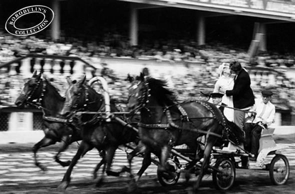 Русская свадьба,1965 г.. Изображение № 154.