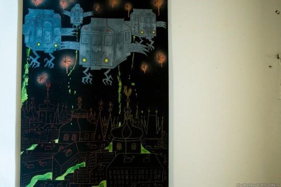 Музей современного искусства в Чехии: Искусство и шок. Изображение № 48.