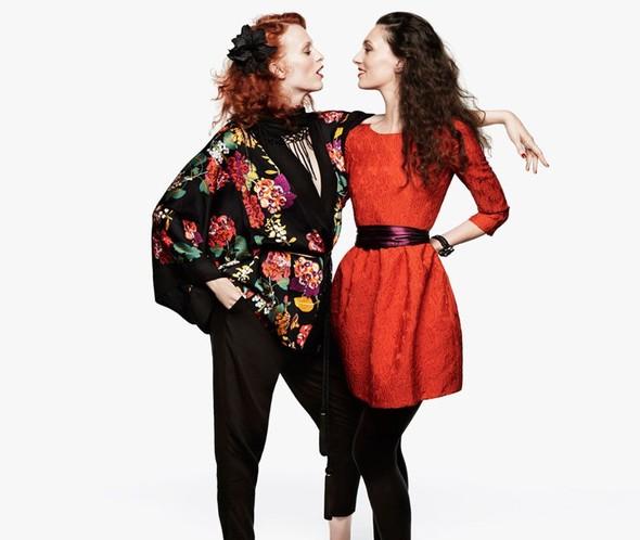 Превью кампании: H&M Holiday 2011. Изображение № 5.