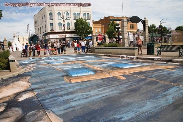 Сенсация: тектонический разлом наулицах города!. Изображение № 20.