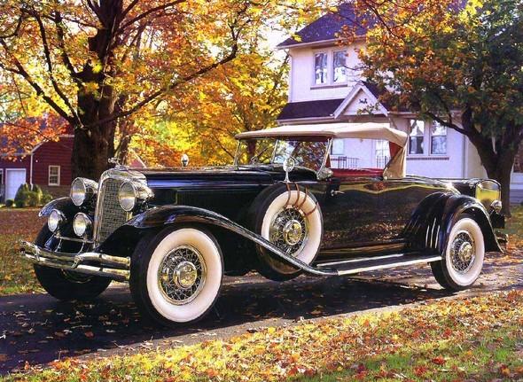 Эталон стиля и роскоши: Chrysler. Изображение № 2.