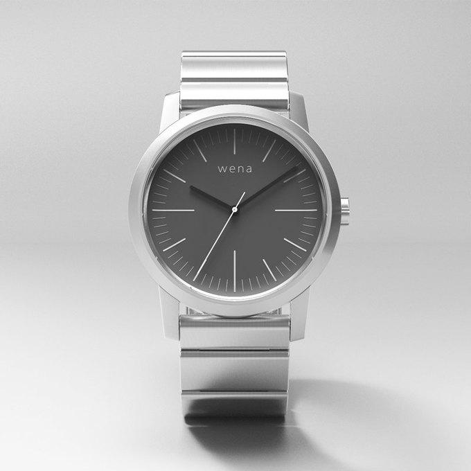 Sony начала сбор средств на выпуск смарт-часов Wena . Изображение № 8.