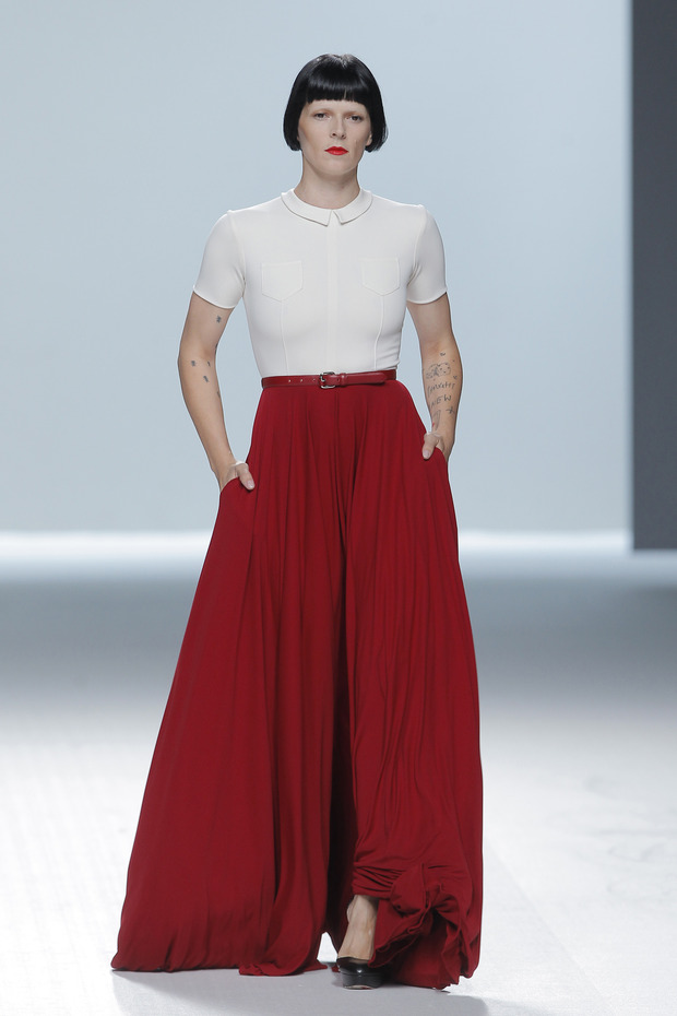 Madrid Fashion Week SS 2013: DAVIDELFIN. Изображение № 16.