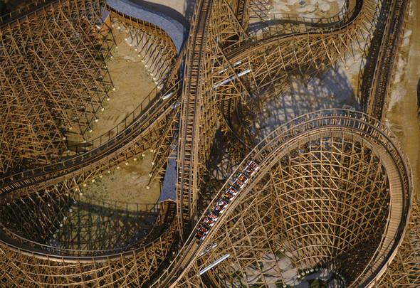 Рукотворные ландшафты. Увидено сверху. Изображение № 24.