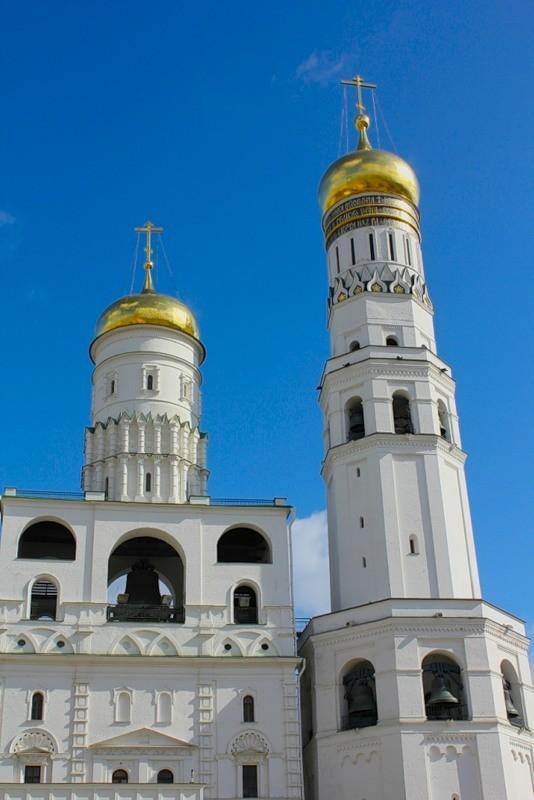 Интересные места России - Московский Кремль. Изображение № 12.