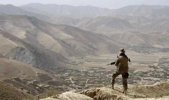 Афганистан. Военная фотография. Изображение № 325.