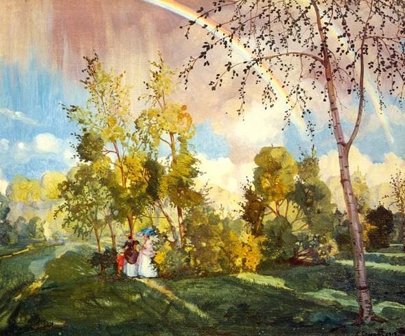 Самые дорогие картины русских художников. Изображение № 8.