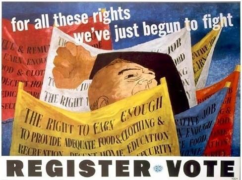 Ben Shahn, Плакат, США. Изображение № 25.
