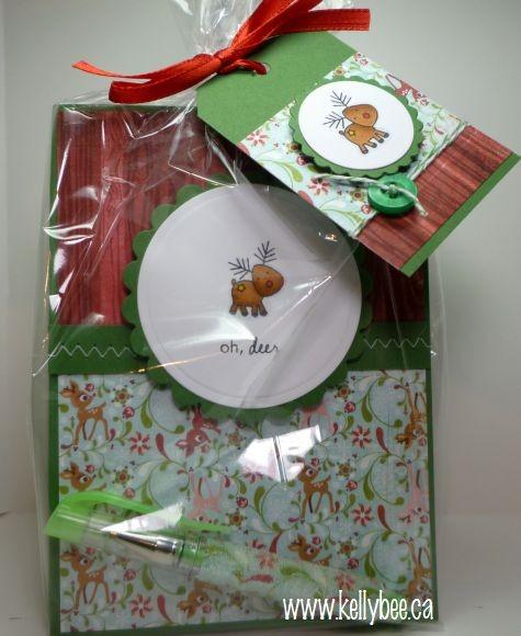 55 идей для упаковки новогодних подарков. Изображение №58.