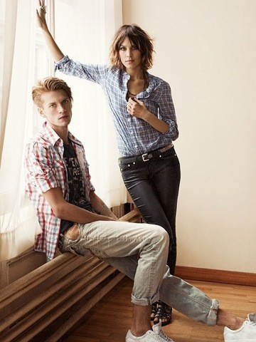 Pepe Jeans весна-лето 2010. Изображение № 8.