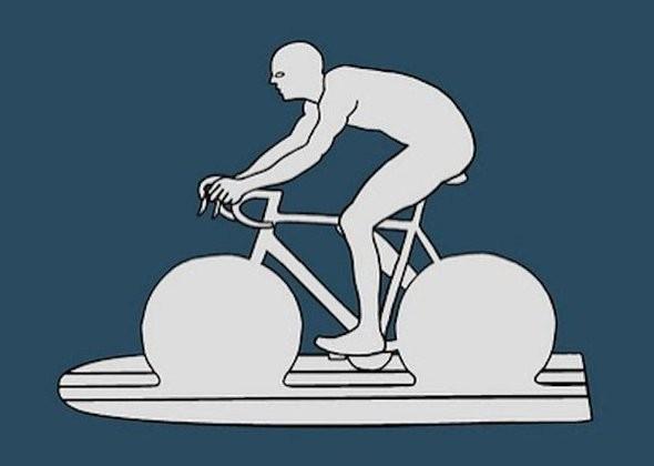 Изображение 5. Велосипеды Майка Джууса.. Изображение № 5.