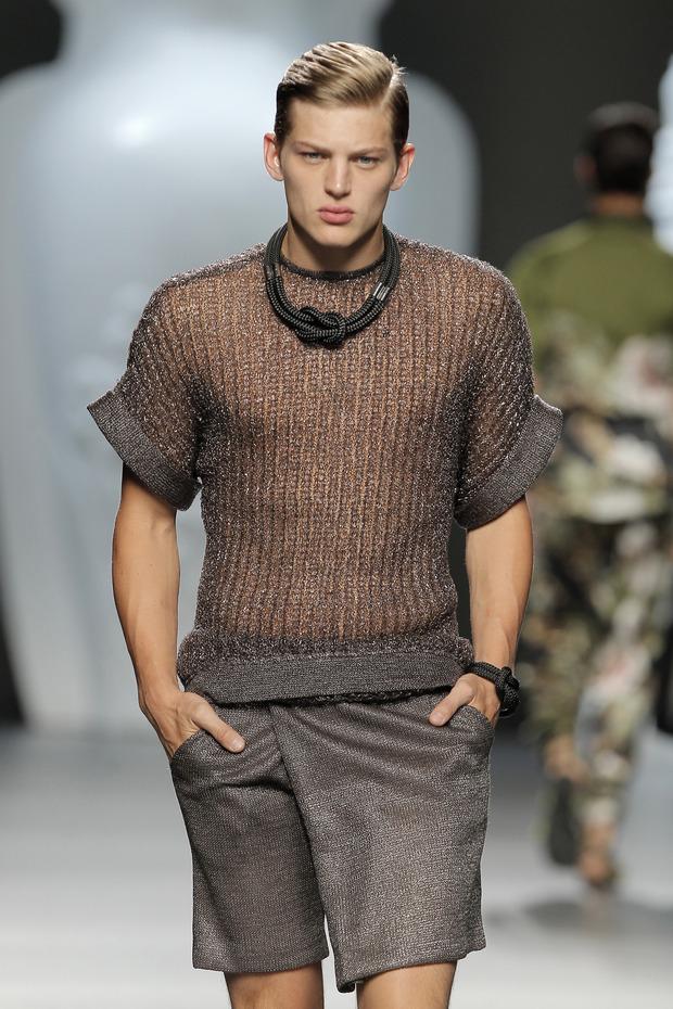 Madrid Fashion Week SS 2013: ANA LOCKING . Изображение № 16.
