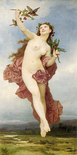 Французский живописец Адольф Вильям Бугро. Изображение № 5.