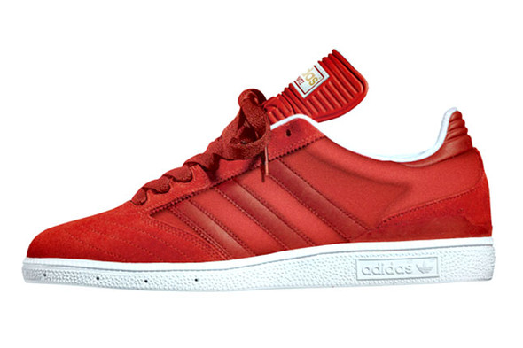 ADIDAS SKATE BUSENITZ (UNIVERSITY RED). Изображение № 2.