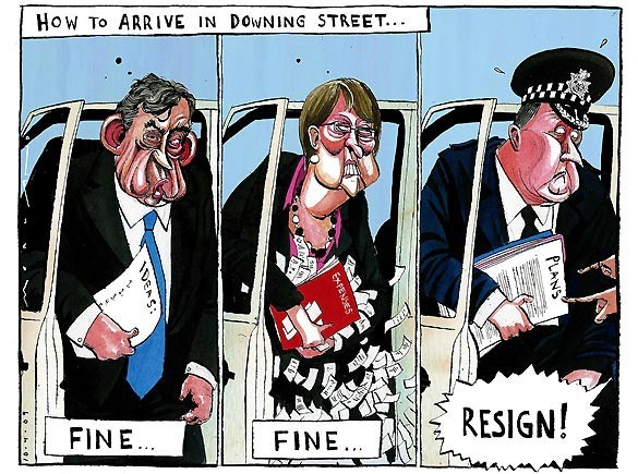Политические карикатуры отMorten Morland. Изображение № 2.