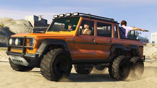Для GTA V Online появилось «хипстерское» дополнение. Изображение № 4.