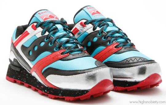 Saucony. Loyal to the sport. Изображение № 7.
