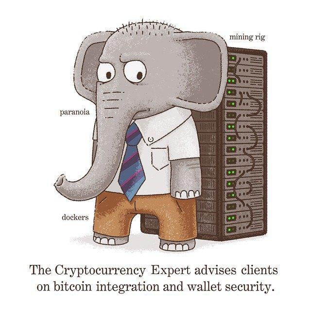 «Эксперт по криптовалюте даёт советы по интеграции с биткоинами и безопасности кошельков». Изображение № 6.