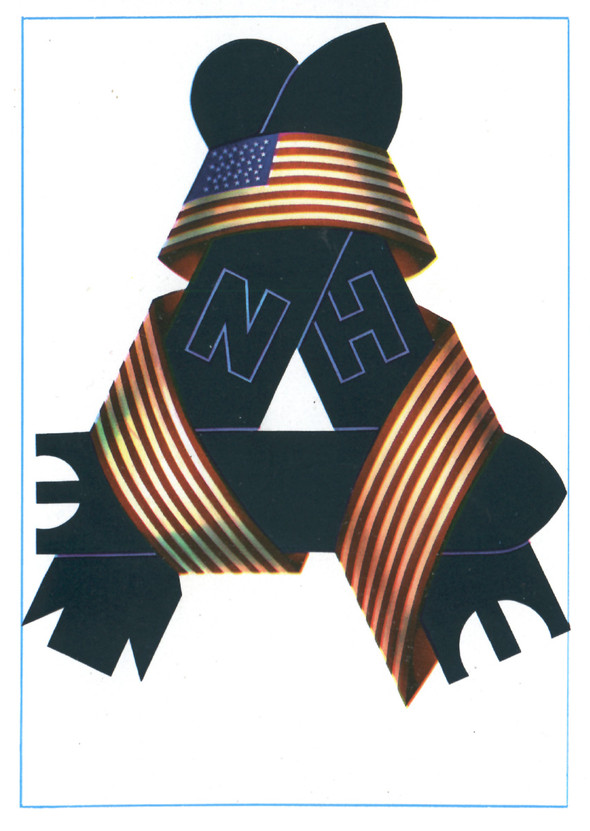 Искусство плаката вРоссии 1884–1991 (1985г, часть 4-ая). Изображение № 2.
