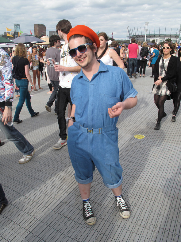 Street Style – Parklife Festival Melbourne. Изображение № 11.