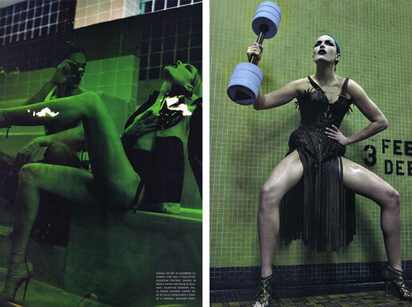Прямая речь: модель, актриса и художник Рие Расмуссен (часть вторая). Изображение № 8.