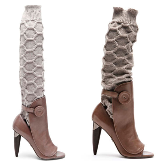 Omelle luxury footwear. Изображение № 27.